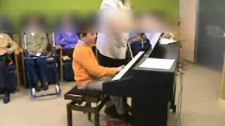 Ciclo Recitales de Piano (video 2) Javier Alvarez