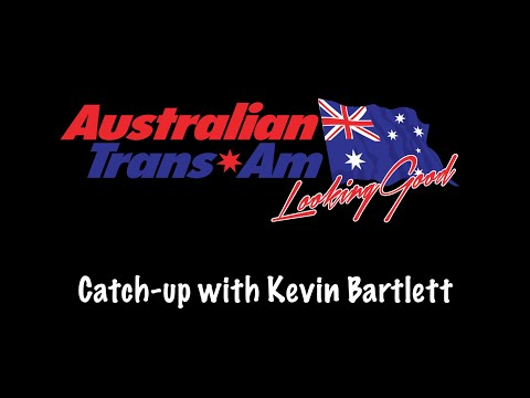 Catch-up with Kevin Bartlett