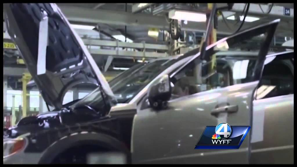 volvo announces plant, 4,000 jobs coming to sc - youtube