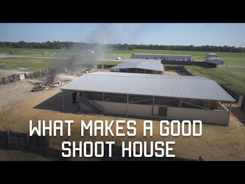 What Makes a Good Shoot House   CQB Training   Tactical Rifleman
