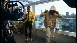 Love in the Morning (Behind the Scenes) w/ Thutmose & Rema