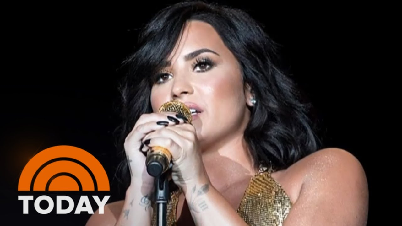 'I feel so good': Demi Lovato says she had to 'essentially die to wake ...