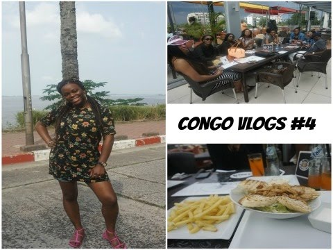 Travel Vlog #4: Last Few Days + The Side You Don't See On The News    Congo Vlogs    Davina-Pearl