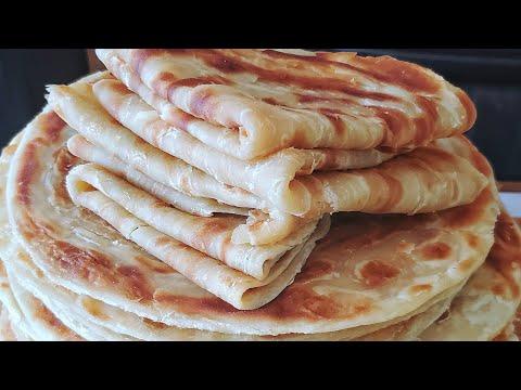 Soft Chapati Recipe (How To Make Layered Chapati)