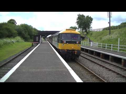 Great Central Railway Nottingham 100 Mile Class 47 Running Day