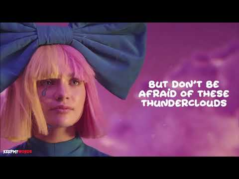 LSD - Thunderclouds (Lyrics Video) ft. Sia, Diplo, Labrinth