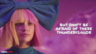 LSD - Thunderclouds (Lyrics Video) ft. Sia, Diplo, Labrinth Mp3