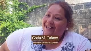 MEMORIAS DEL SALADO│Gisela estaba embarazada de 5 meses cuando el Salado entró a la ciudad