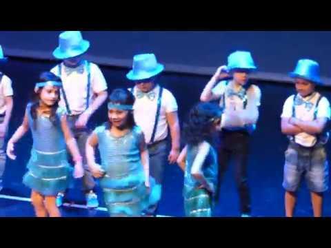 Infantil 5 anys - Tú sí que vales - Festival Fi de Curs 2017-18 - CEIP Pintor Gimeno Barón