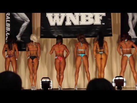 WNBF Bikini Beverly | Competition Day In NYC | FULL PREJUDGING | Behind The Scenes