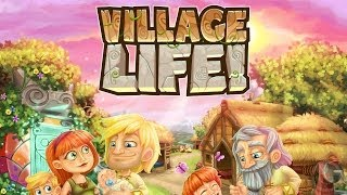 Village Life - iPhone/iPod Touch/iPad - Gameplay