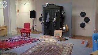 Мебель не для удобства, а для красоты. В Новосибирске открыли выставку ''New olds''