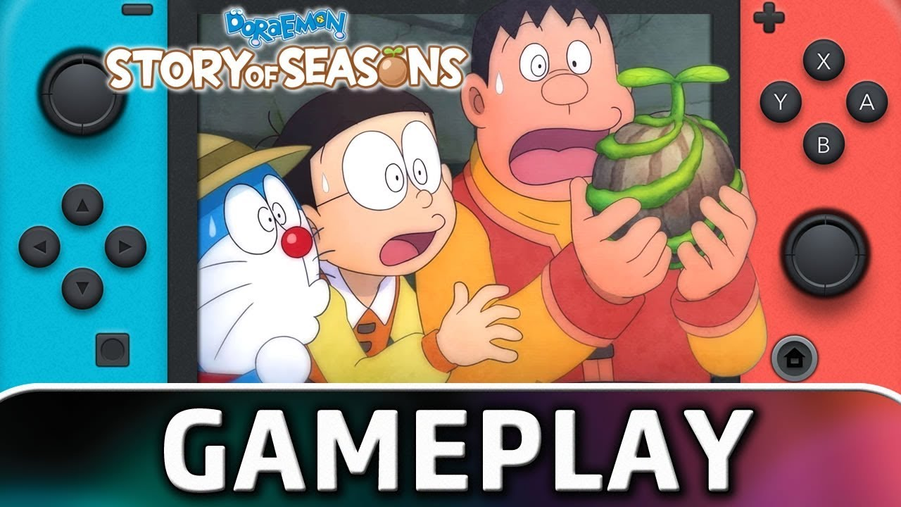 Doraemon: Story of Seasons | First 60 Minutes on Nintendo Switch