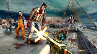 Dead Target Shooting Zombies 3D (by Fun Game Simulators) Android Gameplay [HD]