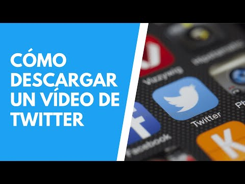 Cómo descargar un vídeo de Twitter ✅ desde Android, iPhone y ordenador 👌