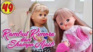 49 Rambut Kimora Dan Shampo Ajaib Boneka Walking Doll Cantik Lucu 7l Belinda Palace