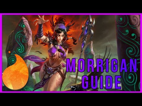 Smite Guides: The Morrigan