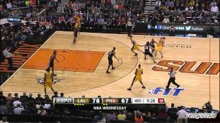 Michael Beasley 27pts vs LA Lakers (2013.01.30)