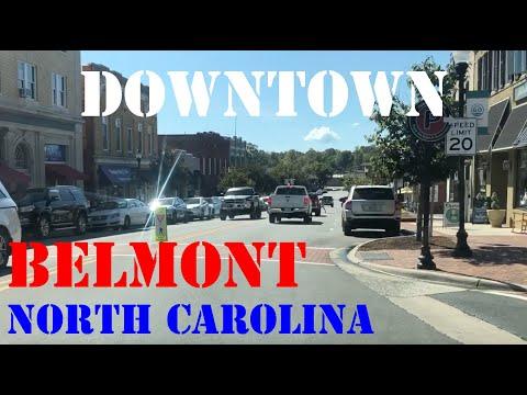 Belmont - North Carolina - Downtown Drive