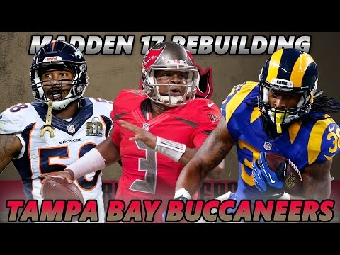 Madden 17 Connected Franchise | Rebuilding The Tampa Bay Buccaneers | First Undefeated Season?