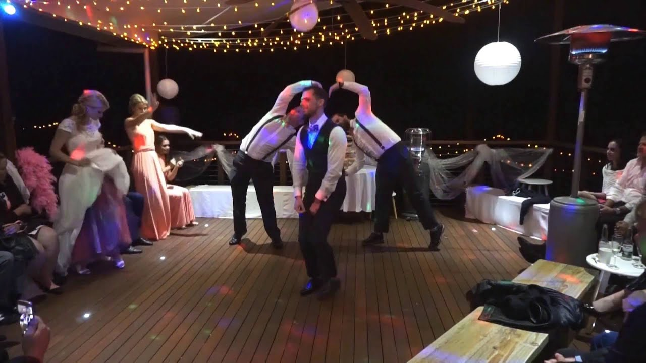 Surprise First Dance Wedding Flash Mob May 2016
