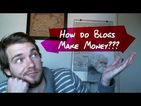 How do Blogs make Money?
