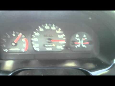 Hyundai Accent 1 3 Gls 1997 180 Km H Youtube