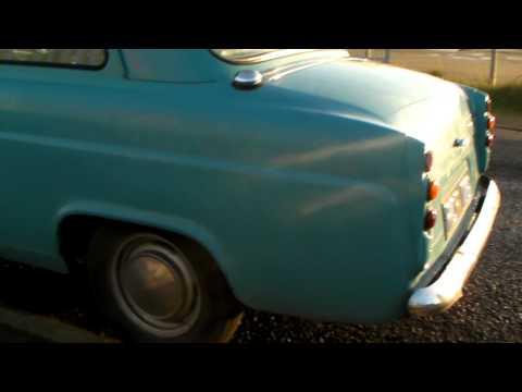 Ford Popular De Luxe 100E 1959-1962