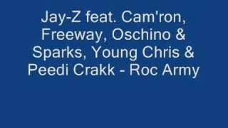 Jay-Z feat. Rocafella Artists - Roc Army