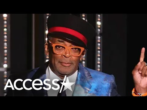 Spike Lee Apologizes For Cannes Palme d'Or Blunder: 'I Messed Up'