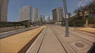 First G:link day time Surfers Paradise test run - GoPro