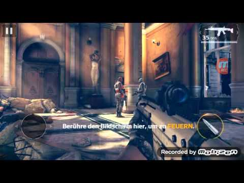 lets play modern combat 5 mission 1