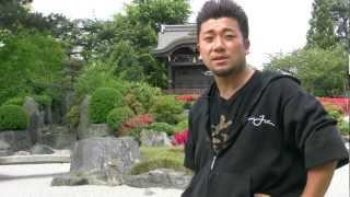 アキーラさん日本庭園②イギリス・ロンドン・キューガーデンKewgarden,London