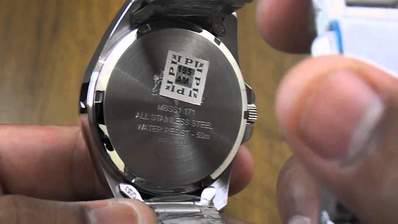 5168fc54b37 Relógio Masculino Orient MBSS1171 - YouTube