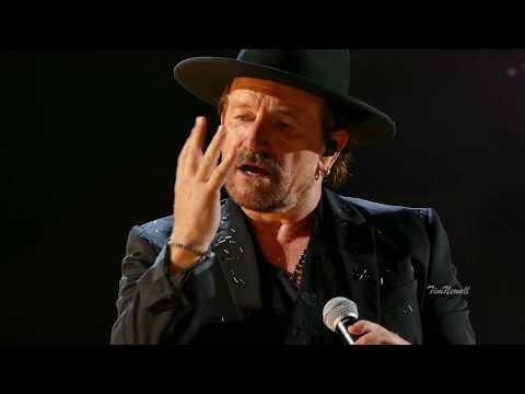 "U2 ""Exit"" (4K, Live) / Kansas City / September 12th, 2017"