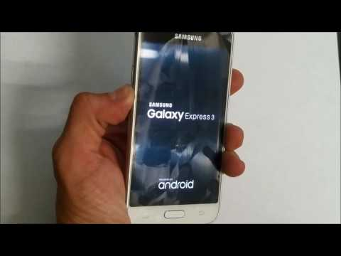 How to get Samsung Galaxy Express 3 IN & OUT of safe mode