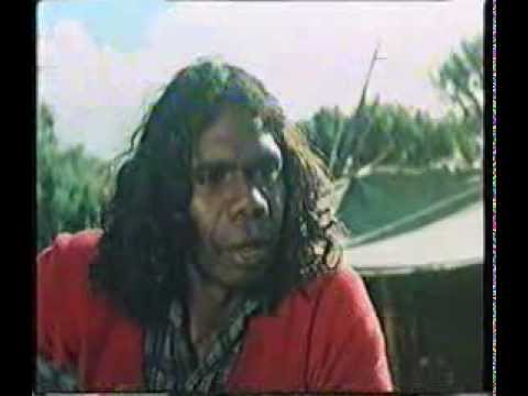 David Gulpilil reading to Storm Boy