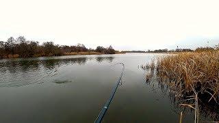 Последняя рыбалка на щуку со спиннингом в этом сезоне Разведка нового места
