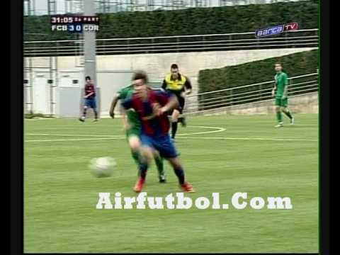 Adria Carmona [ AirFutbol.Com