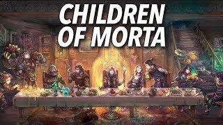 ВТОРОЙ ПОРТАЛ! - CHILDREN OF MORTA СТРИМ