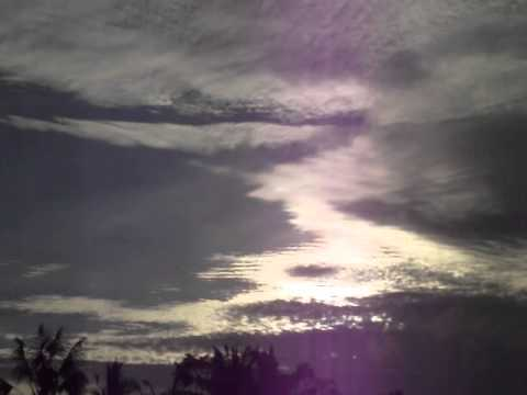 Evil in Paradise - Full-Fake-ManMade-Chemical-HAARP-Sky in Bali -- What to do