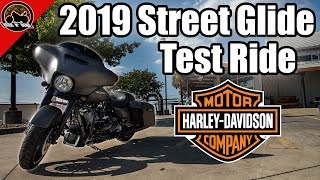 2019 Street Glide Special 114 Test Ride + Boom! Box GTS Infotainment System