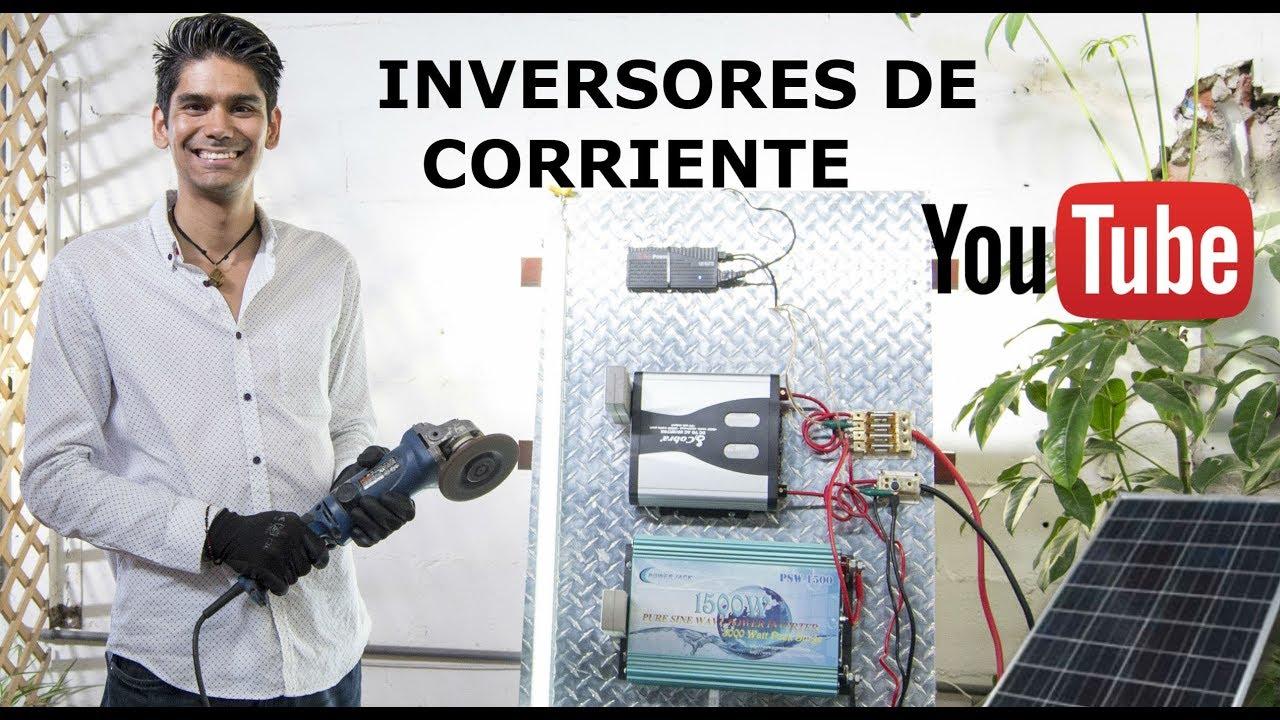 Inversores de corriente convertidores para instalaci n - Inversor de corriente ...