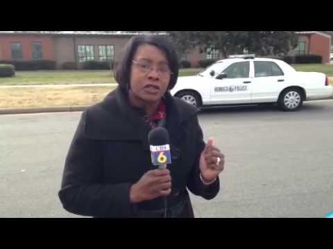 Shelby Brown reports from Ratcliffe Elementary School after a student brought a gun to school