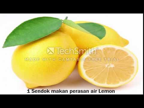 cara-menghilangkan-komedo-dengan-lemon