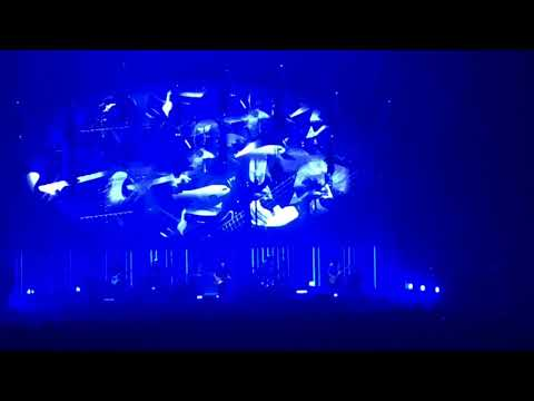 """Radiohead 7/14/18 """"Street Spirit(Fade Out)"""" At Madison Square Garden In NYC"""
