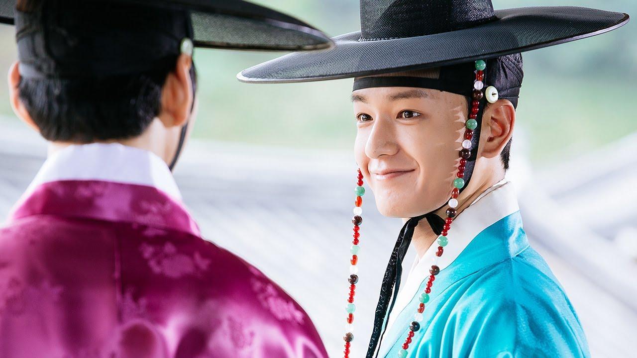 他倆沒有血緣關係,感情卻超乎兄弟......韓國古裝男同志電影《馨榮堂日記》全新上線