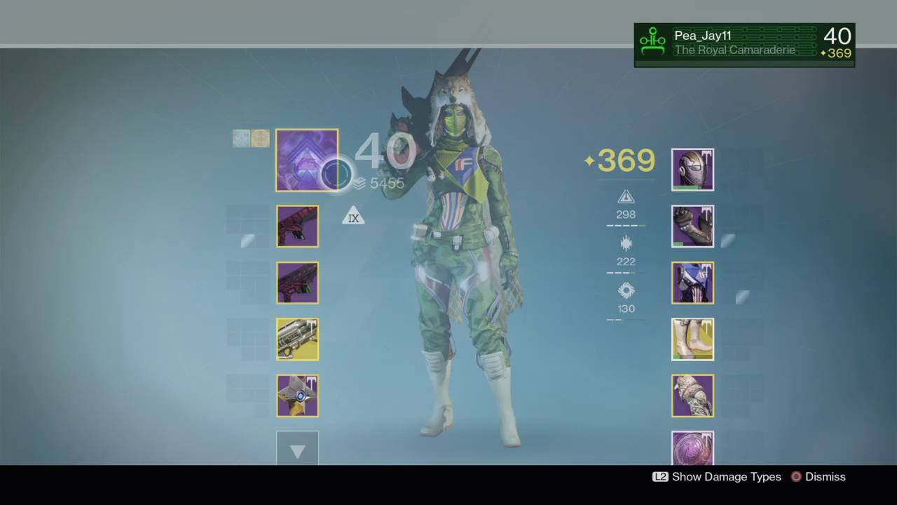 Figuring Out Binary Code In Destiny