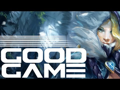 Dota 2 - Good Game - Parody of Blank Space by Taylor Swift