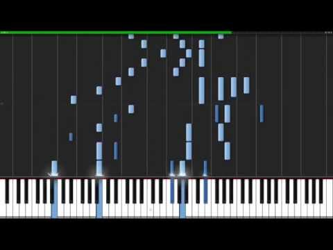 Nagisa ~ Saka no Shita no Wakare Warm Piano Arrange - Clannad [Piano Tutorial] (Synthesia)